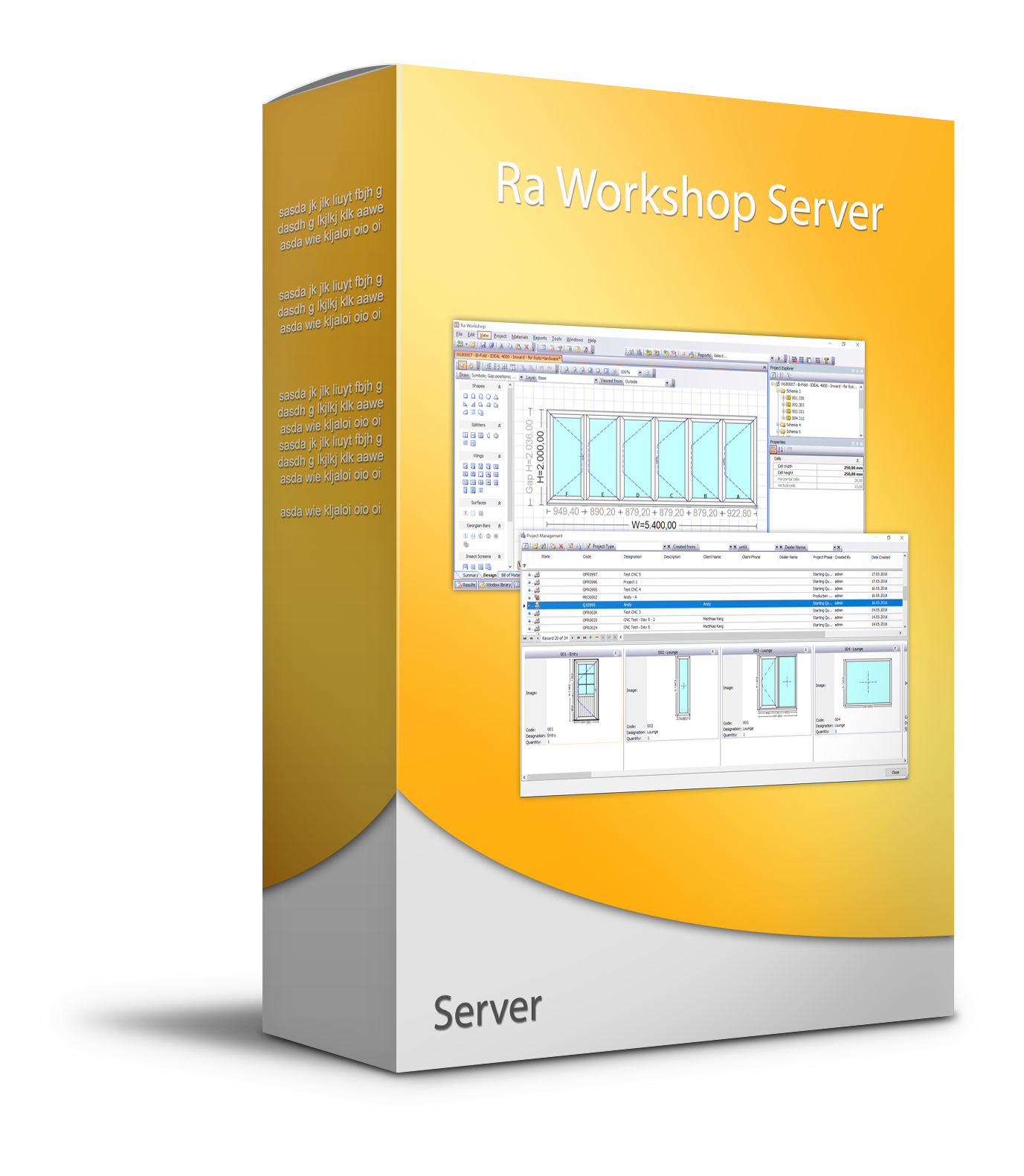 Ra Workshop Server